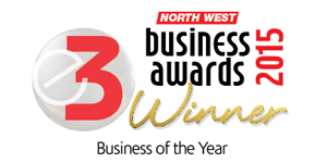 Winner of E3 Business of the Year Award