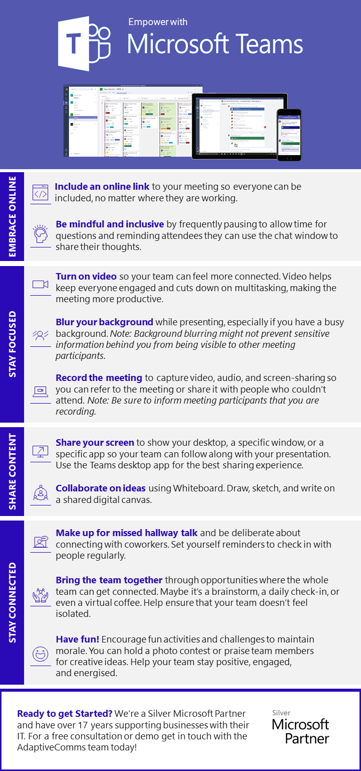 microsoft-teams-infographic-from-it-support-provider-adaptivecomms-in-southport